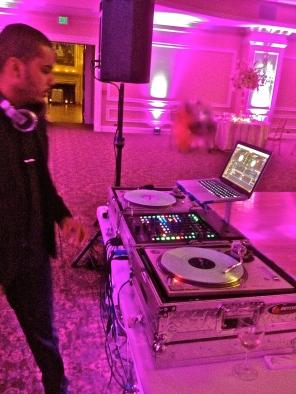 DJ Neza Oheka Castle