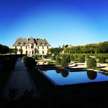 The gardens at Oheka Castle-www.nyorchestras.com