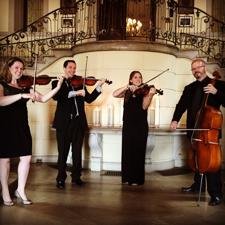 NY wedding Orchestras string quartet