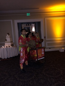 Taiko drum/percussion for Chinese Lion Dance