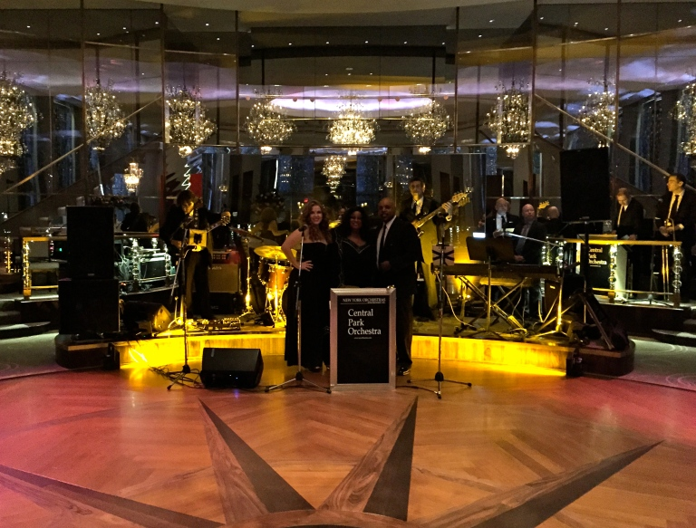NY Orchestras wedding band at the world-famous Rainbow Room