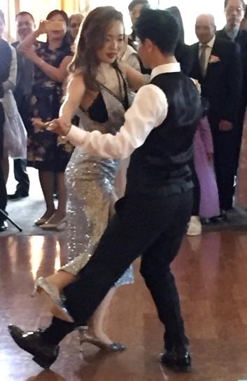 first dance - Oheka Castle wedding