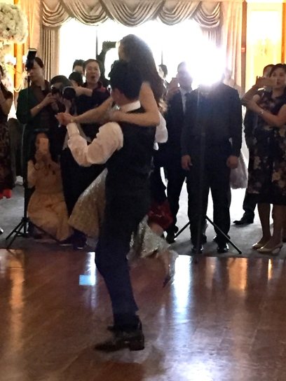 first dance - Oheka Castle wedding