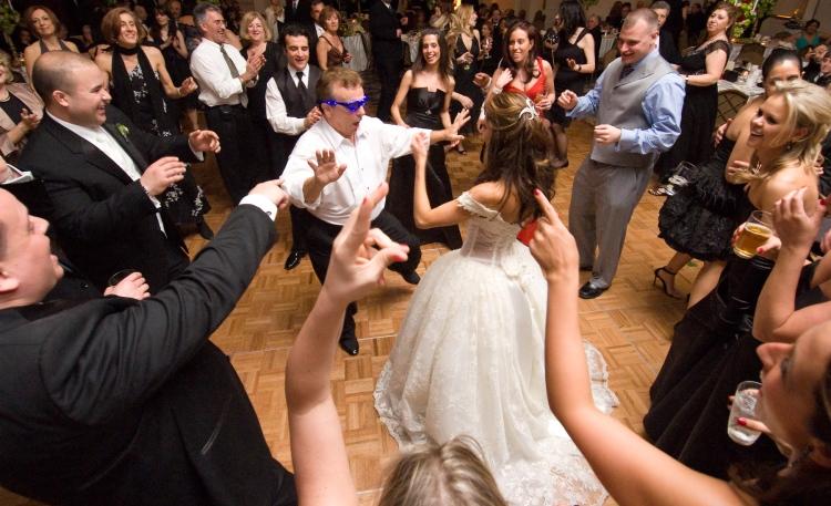 24K Magic In The Air ny wedding