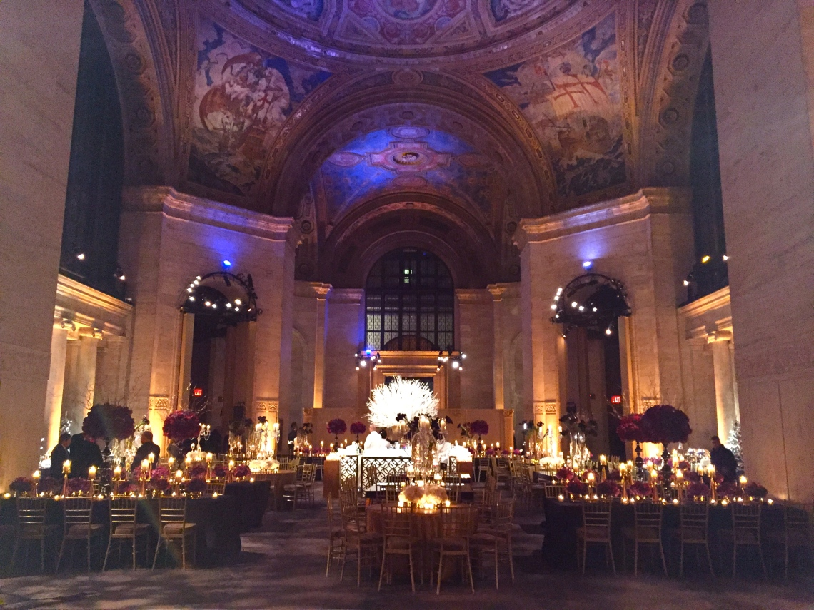 Cipriani 25 Broadway with New York Orchestras Entertainment