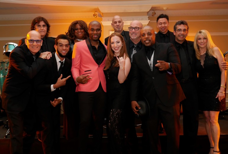Central Park Orchestra & The Vibe ny wedding bands