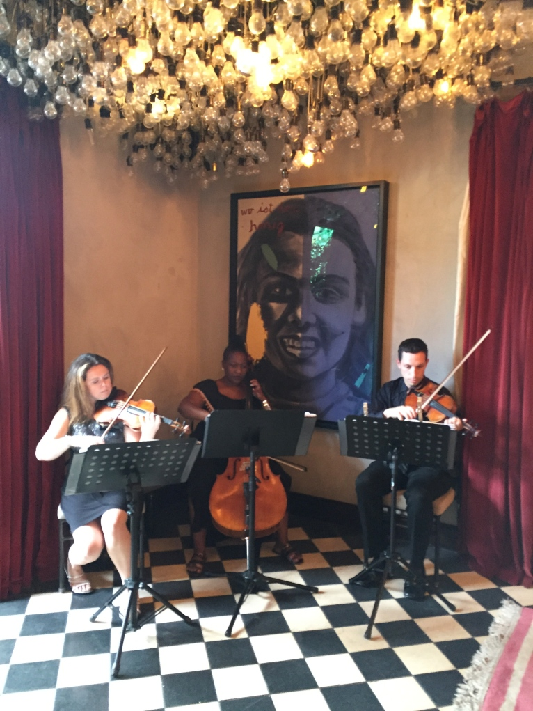 7th Ave Strings at Gramercy Park Hotel