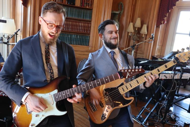 NY wedding band Oheka castle New York music